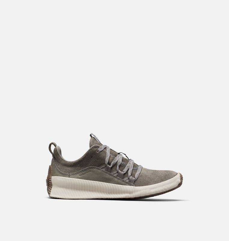 Sorel Womens Sneakers Out N About™ Plus Low - Grey - India 39084-NDUT